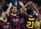 Noche de goles en el Camp Nou