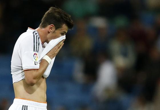 El Madrid reconoce que Bale sufre un problema vertebral