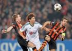 Shakhtar, 0 - Bayer Leverkusen, 0