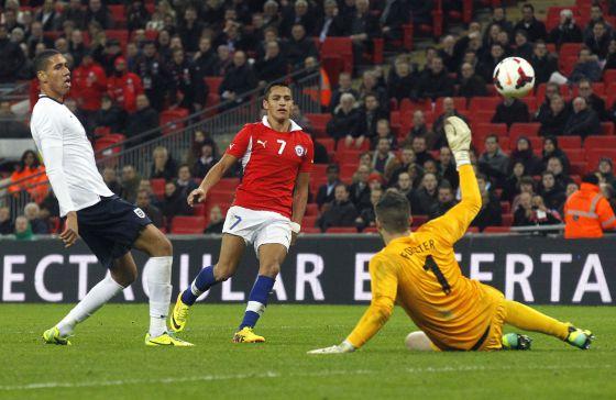 Alexis conquista Wembley