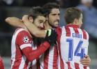 Zenit, 1- Atlético, 1