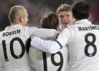 CSKA, 1 - Bayern Múnich, 3