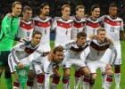 Alemania, exuberante como nunca