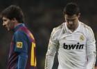 Cristiano, 22 goles más que Messi