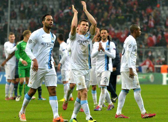 El City remonta ante el Bayern
