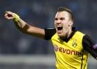 Marsella, 1 - Borussia Dortmund, 2