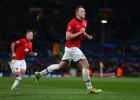 Manchester United, 1 - Shakhtar Donetsk, 0