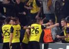 La clasificación para los octavos de final: Respira Dortmund, llora Nápoles