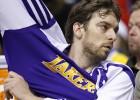 Los Lakers negocian el traspaso de Pau Gasol a Cleveland por Bynum