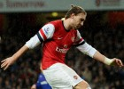 El Arsenal vence 'in extremis'