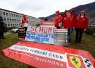 Ferrari 'felicita' a Schumi
