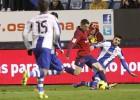 Cejudo castiga la pifia del Espanyol