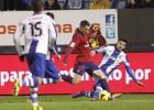 Osasuna, 1; Espanyol, 0