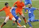 Getafe, 2 - Real Sociedad, 2