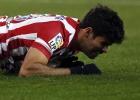 Atlético, 1 - Sevilla, 1