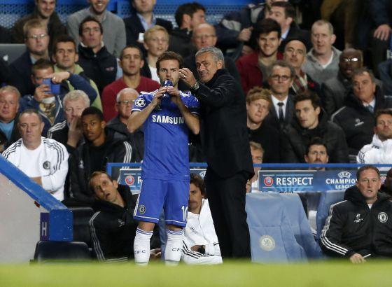 Mata quiere irse del Chelsea