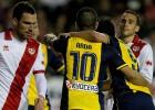 Rayo, 2 - Atlético, 4