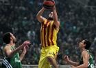 Marcelinho y Papanikolaou salvan la cara del Barcelona en Atenas