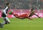 El Bayern vuela con los bajitos