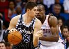 Oklahoma cae con Orlando a pesar del brillo de Kevin Durant e Ibaka