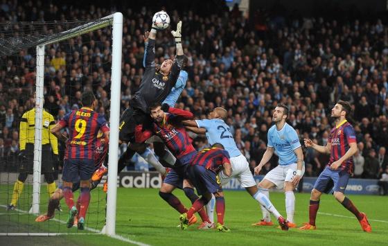 Messi hace bueno el juego de cálculo