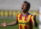 Vargas impulsa al Valencia