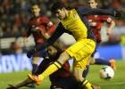 Osasuna diluye al Atlético