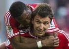 El Bayern asusta menos