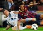 Tensión en el Camp Nou