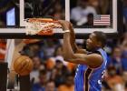 Kevin Durant supera la racha histórica de Michael Jordan