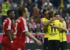 El Dortmund golea al Bayern y Neuer se retira lesionado