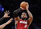 LeBron James, descomunal, tritura a los Nets con 49 puntos