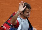 Federer se inclina ante Gulbis