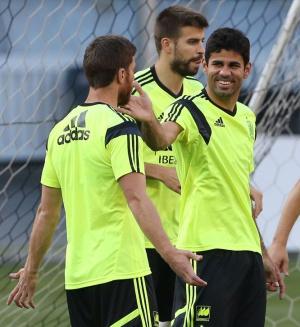 Diego Costa rechaza la oferta de renovación del Atlético