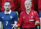 La caída de Ribéry agranda el protagonismo de Benzema