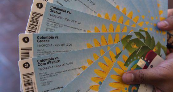 La desarticulación de una red ilegal de reventa implica a la FIFA