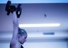 El entrenamiento de Mireia Belmonte