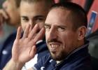 Francia reclama al 'desertor' Ribéry