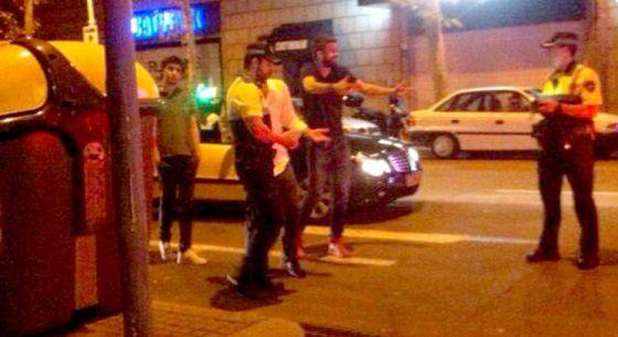 La juez multa a Piqué con 10.500 euros por su altercado con urbanos