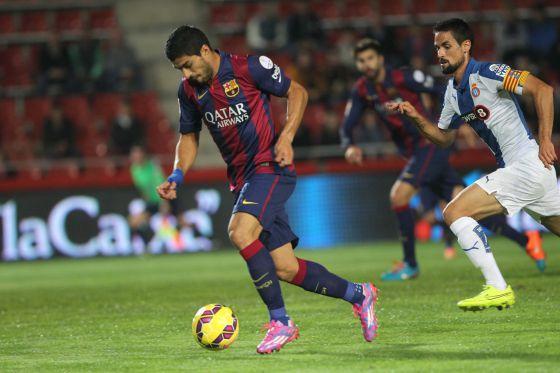 Luis Suárez siempre juega