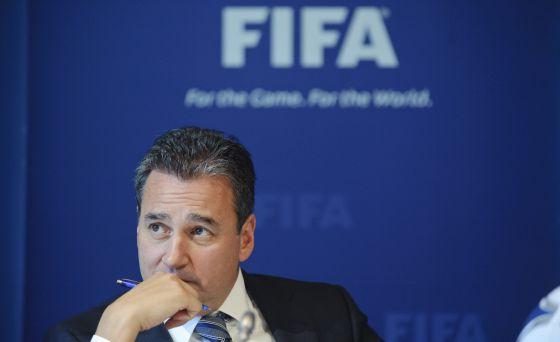 Michael Garcia, el exfiscal que dirigió la investigación del comité ético de la FIFA.