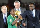 Premio a la Guinea de Obiang