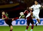 Derrota amistosa del Madrid ante el Milan (2-4) en Dubái