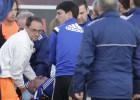 Un utillero del Valencia, crítico tras desplomarse en un entrenamiento