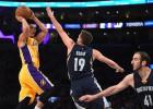 Marc Gasol impone su ley ante los Lakers