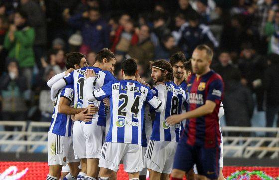 Ni la derrota del Madrid motiva al Barça