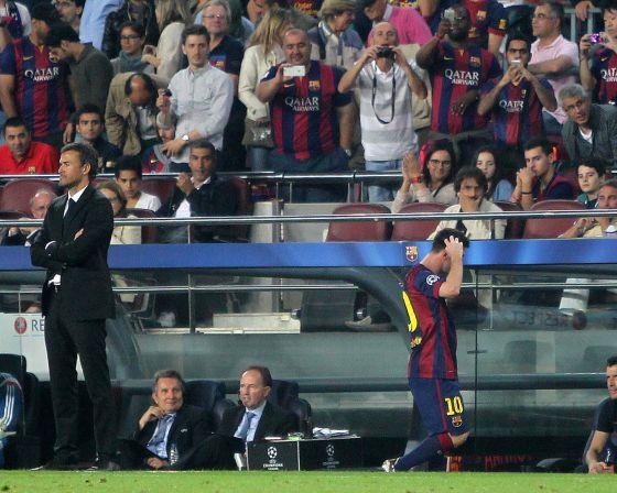 La corrosión del Barça