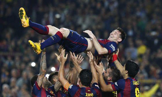 Mr. Messi y los Piratas