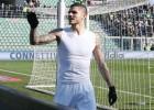 Del Inter, ni la camiseta
