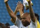 Ghana pasa a la final tras un duelo detenido 40 minutos por disturbios
